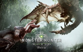Monster Hunter: World Beta