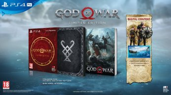 Edition limitée God of War