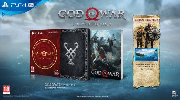 Edition limitée God of War