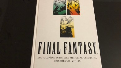 Photo of Avis Final Fantasy : Encyclopédie officielle Memorial Ultimania
