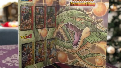 Photo of [MyCollection] Dragon Ball Carddass Premium Edition Part 1