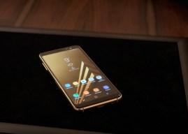 Prise en main du Samsung Galaxy A8, un S8 light à prix abordable.