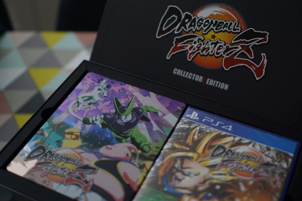Collector Dragon Ball FighterZ