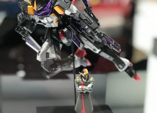 A la découverte du Gundam Base Tokyo d'Odaiba