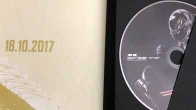 Photo of Unboxing – Press Kit Gran Turismo Sport