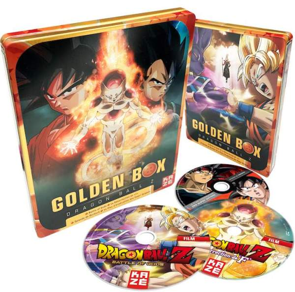 Dragon Ball Z GOLDEN BOX