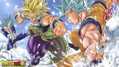 Photo de Broly devient canon dans Dragon Ball Super [Trailer]