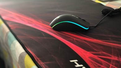 Photo of Test souris  HyperX Pulsefire Surge et tapis Fury S