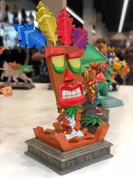 F4F Crash Bandicoot