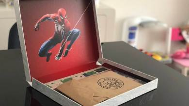 Photo de Unboxing – Press Kit Spider-Man PS4