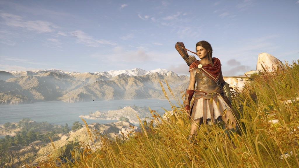 Assassin's Creed Odyssey PS4 Pro