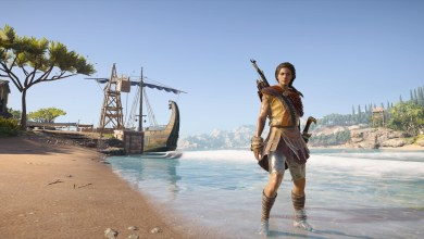 Photo of Test Assassin's Creed Odyssey sur PS4 Pro