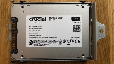 Crucial MX500 PS4 Pro