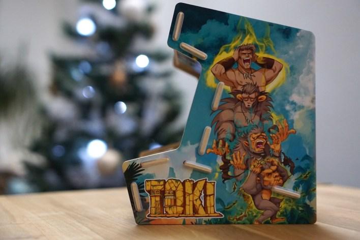 Toki retrollector collector