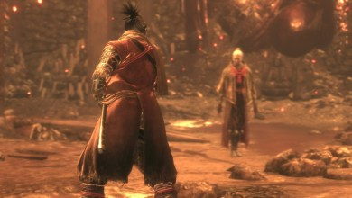 Photo de Guide Sekiro – 11e Boss : Sabreur de l'ombre solitaire