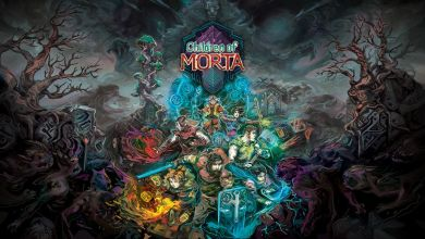 Children of Morta logo