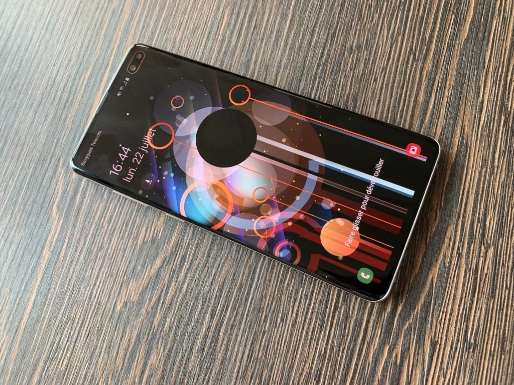 Overview Samsung S10+