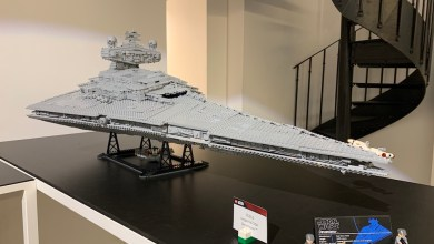 1. Star Wars Imperial Star Destroyer