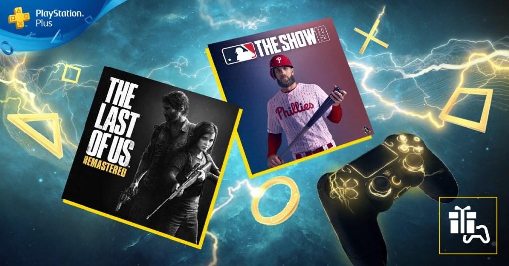 Mise à jour du PlayStation Plus octobre 2019