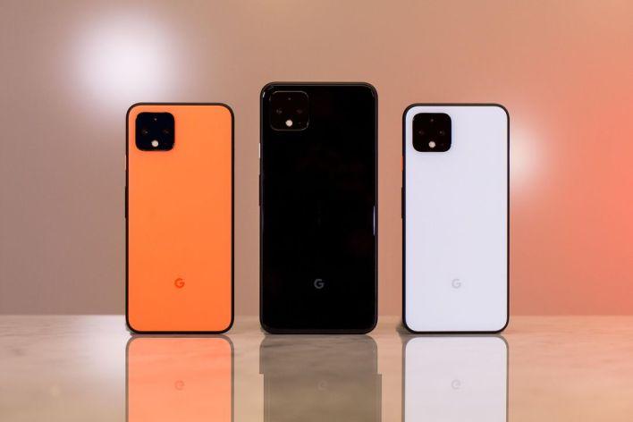 Pixel 4 et Pixel 4 XL