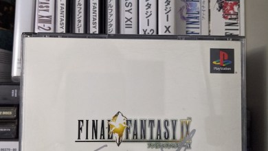 Photo of Final Fantasy IX signé par  Hashimoto San & Itahana San