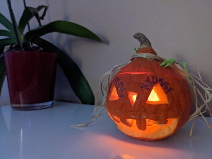 Halloween Pixel 4 XL