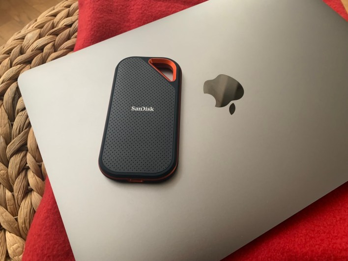 Disque SSD portable SanDisk Extreme