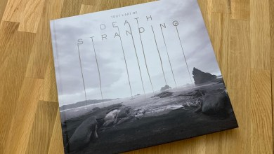 Photo of Artbook – Tout l'art de Death Stranding
