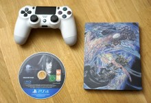 Photo of Unboxing Final Fantasy XV Edition Deluxe PS4