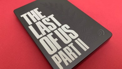 The Last of Us Part II Limited Edition Game Drive