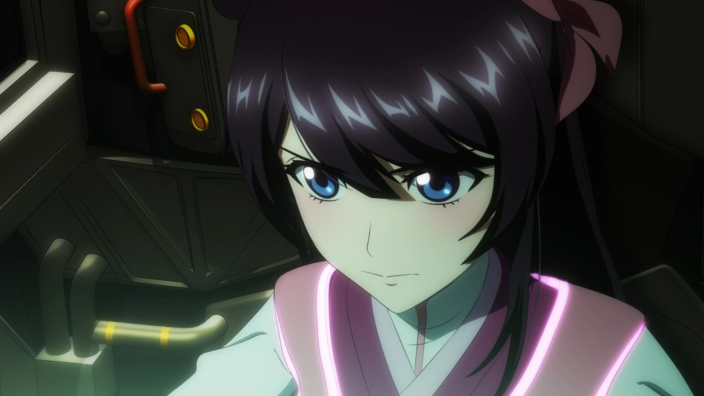 Sakura, héroïne de Sakura Wars