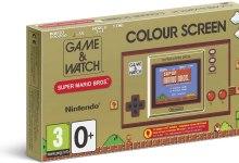 Photo de [Preco] Game & Watch: Super Mario Bros.