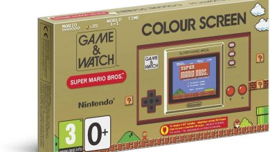 Photo de [Preco] Game & Watch: Super Mario Bros.