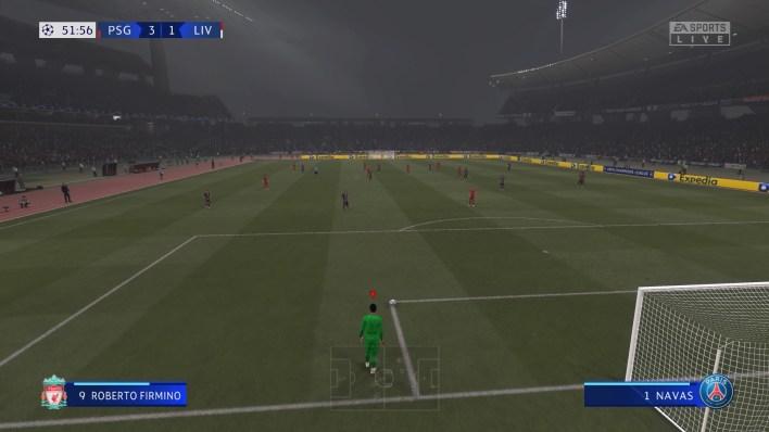 FIFA 21 landscape