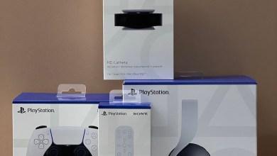 Pack Accessoires PS5