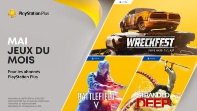 PlayStation Pluls Mai 2021