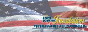 Tom Joyner Foundation Veterans Education Program