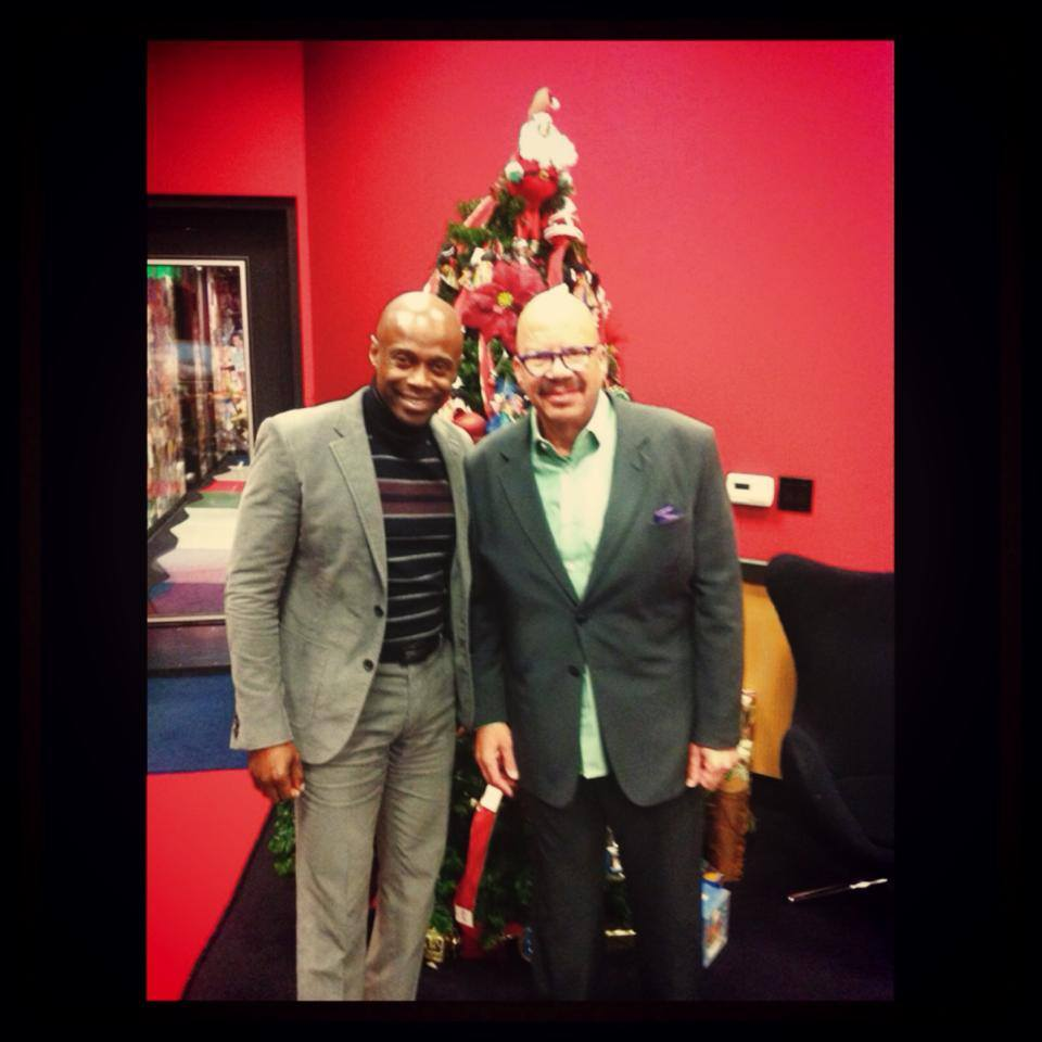 KEM and Tom Joyner