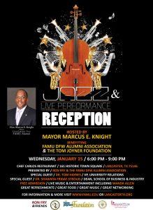 January 15 - Flyer 1 - JazzReception