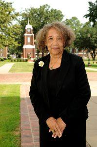 Dr. Mary E. Benjamin