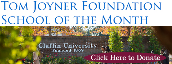 Claflin University Named March School of the Month #Focus100