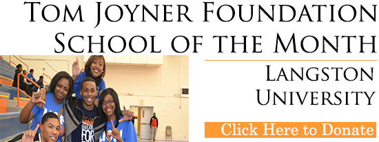Tom Joyner Foundation Names Langston University April School of the Month