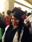 Christina Jackson, Shaw University graduation May102014