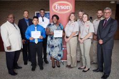 Tyson Foods Scholorships
