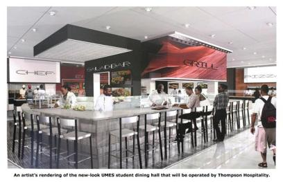 UMES - New Cafe