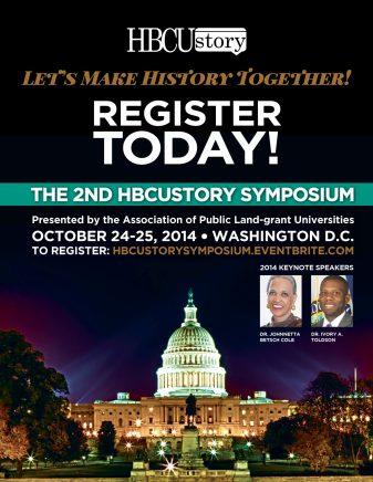 HBCUStory Symposium