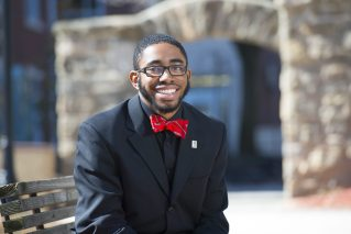 Tom Joyner Scholarship Recipient Kalon Anthony