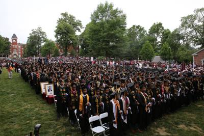 morehouse graduation