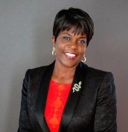 Florida A&M University president, Elmira Mangum