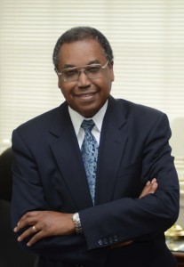 Dr. James A. Hefner was president of JSU from 1984-1991.